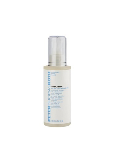 Peter Thomasroth  AHA/BHA Acne Clearing Gel 100ml Renksiz